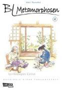 Cover-Bild zu Tsurutani, Kaori: BL Metamorphosen - Geheimnis einer Freundschaft 4