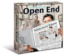 Cover-Bild zu Open End von Wichmann, Peter