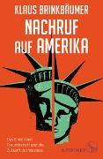 Cover-Bild zu Brinkbäumer, Klaus: Nachruf auf Amerika