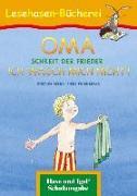 Cover-Bild zu OMA, schreit der Frieder. ICH WASCH MICH NICHT! von Mebs, Gudrun