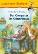 Cover-Bild zu Der Computer im Gartenhaus von Scheffler, Ursel
