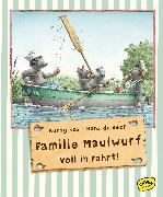 Cover-Bild zu Familie Maulwurf. Voll in Fahrt! (eBook) von Bos, Burny