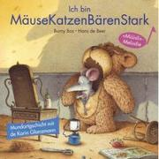 Cover-Bild zu Ich bin MäuseKatzenBärenStark von Bos, Burny