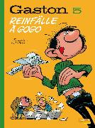 Cover-Bild zu Franquin, André: Gaston Neuedition 5: Reinfälle á gogo