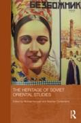 Cover-Bild zu Kemper, Michael (Hrsg.): The Heritage of Soviet Oriental Studies (eBook)