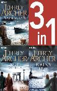 Cover-Bild zu Archer, Jeffrey: Jeffrey Archer, Die Kain-Saga 1-3: Kain und Abel/Abels Tochter/ - Kains Erbe (3in1-Bundle) - (eBook)