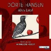 Cover-Bild zu Hansen, Dörte: Altes Land (Audio Download)