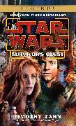 Cover-Bild zu Zahn, Timothy: Survivor's Quest: Star Wars Legends