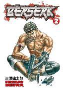Cover-Bild zu Miura, Kentaro: Berserk Volume 2