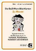 Cover-Bild zu Die DaZ-Wort-Bild-Karten: Zu Hause von Kirschbaum, Klara