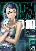 Cover-Bild zu Hiroe, Rei: Black Lagoon, Vol. 10