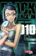 Cover-Bild zu Hiroe, Rei: Black Lagoon, Band 10