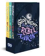 Cover-Bild zu Favilli, Elena: Good Night Stories for Rebel Girls 3-Book Gift Set