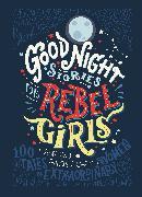 Cover-Bild zu Favilli, Elena: Good Night Stories for Rebel Girls (eBook)