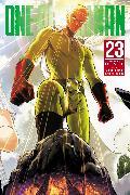 Cover-Bild zu ONE: One-Punch Man, Vol. 23