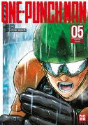 Cover-Bild zu Murata, Yusuke: ONE-PUNCH MAN 05