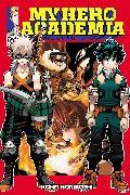 Cover-Bild zu Horikoshi, Kohei: My Hero Academia, Vol. 13