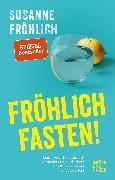 Cover-Bild zu Fröhlich, Susanne: Fröhlich fasten (eBook)