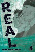 Cover-Bild zu Takehiko Inoue: REAL GN VOL 04