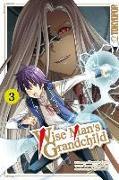 Cover-Bild zu Yoshida, Tsuyoshi: Wise Man's Grandchild 03