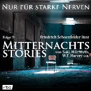 Cover-Bild zu Mitternachtsstories von Saki, H.G. Wells, W.F. Harvey, Dickens, Yeats - Nur für starke Nerven, Folge 9 (Ungekürzt) (Audio Download) von Dickens, Charles