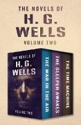 Cover-Bild zu The Novels of H. G. Wells Volume Two (eBook) von Wells, H. G.