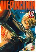 Cover-Bild zu Murata, Yusuke: ONE-PUNCH MAN 02