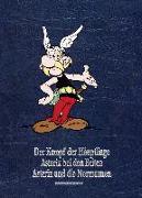 Cover-Bild zu Goscinny, René: Der Kampf der Häuptlinge / Asterix bei den Briten / Asterix und die Normannen