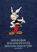 Cover-Bild zu Goscinny, René: Asterix als Legionär / Asterix und der Arvernerschild / Asterix bei den Olympischen Spielen