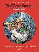 Cover-Bild zu Charlier, Jean-Michel: Der Rote Korsar Gesamtausgabe 09. Der Herrscher mit der Goldmaske
