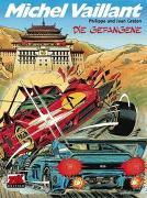 Cover-Bild zu Graton, Jean: Michel Vaillant 55. Eine verrückte Geschichte