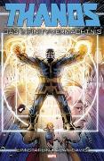 Cover-Bild zu Starlin, Jim: Thanos: Das Infinity-Vermächtnis