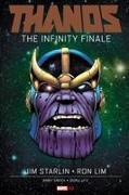 Cover-Bild zu Starlin, Jim: Thanos: The Infinity Finale