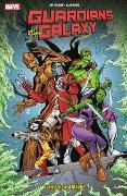 Cover-Bild zu Starlin, Jim: Guardians of the Galaxy: Kosmische Albträume