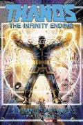 Cover-Bild zu Starlin, Jim: Thanos: The Infinity Ending