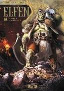 Cover-Bild zu Jarry, Nicolas: Elfen 12. Die Königin der Waldelfen