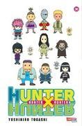 Cover-Bild zu Togashi, Yoshihiro: Hunter X Hunter 36