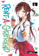 Cover-Bild zu Miyajima, Reiji: Rent-A-Girlfriend 3