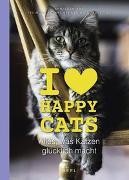 Cover-Bild zu I love Happy Cats von Bru, Annaleen
