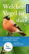 Cover-Bild zu Welcher Vogel ist das? von Dierschke, Volker