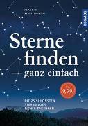 Cover-Bild zu Sterne finden ganz einfach von Schittenhelm, Klaus M.