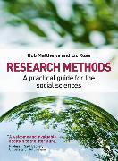 Cover-Bild zu Ross, Liz: Research Methods