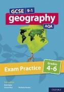 Cover-Bild zu Rowles, Nicholas: GCSE 9-1 Geography AQA: Exam Practice: Grades 4-6