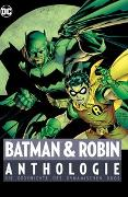 Cover-Bild zu Finger, Bill: Batman & Robin Anthologie