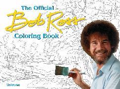Cover-Bild zu Ross, Bob: The Bob Ross Coloring Book