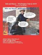 Cover-Bild zu Rees, Robert Ross: Bob and Bezos - Washington Post (C) 2019: Comic Fun with Bubbles