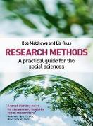 Cover-Bild zu Matthews, Bob: Research Methods (eBook)