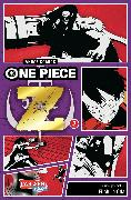 Cover-Bild zu Comics, Jump: One Piece Z, Band 02