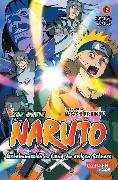 Cover-Bild zu Kishimoto, Masashi: Naruto - Geheimmission im Land des ewigen Schnees, Band 2