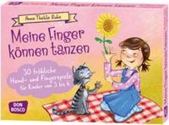 Cover-Bild zu Ruhe, Anna Thekla: Meine Finger können tanzen